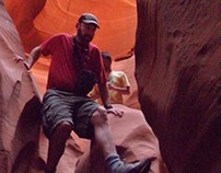 Secret Slot Canyons