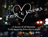 Rock 'N Karma Evite