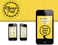CheapTrip Mobile App | UI / UX