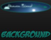 Website Background of Heaven Island Studios