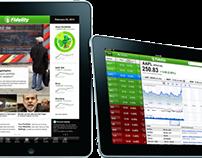 Fidelity - First iPad App Proposal
