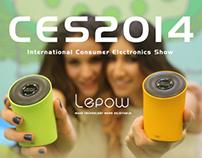 Catalog design for the International CES