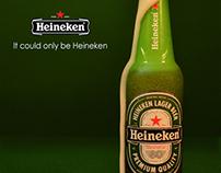 Heineken Poster - School Project