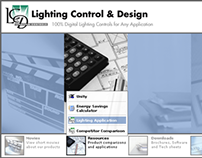 Lighting Control & Design - Sales Tools