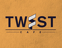 Twist Cafe - Rebrand