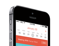 Another Calendar App for Iphone