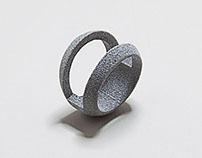 Alumide Ring