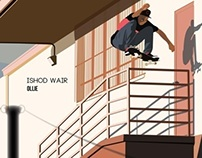 Ishod Wair Ollie By Christopher Najee Chandler