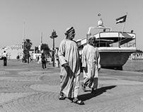 Dubai Street life 01.01.2014