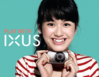 Play with Ixus | Canon Ixus Series