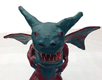 3D Demon