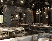 Oriental restaurant