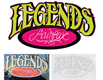 Legends Logo Design