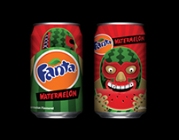 Fanta Special Watermelon Editon