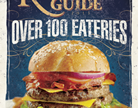 Downtown News Restaurant Guide 2013 Cover