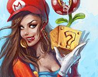 It's me! Maria!