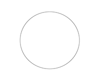 Guide on how to draw the perfect circle.