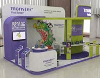 Monster Gulf Stand design