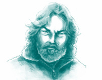 The Thing /animated illustration/