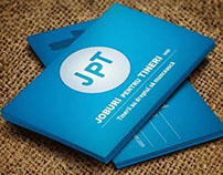 JpT business cards