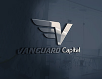 VANGUARD Capital Company Logo Design.