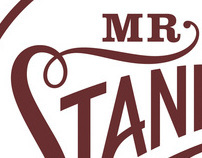 Mr Stanley's branding and packaging