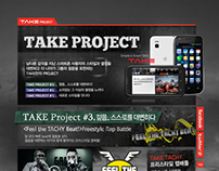 Take project