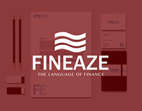 FinEaze - Identity design