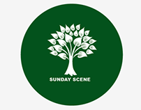 SUNDAY SCENE l CARD l
