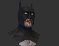 Batman Sculpt