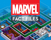 Marvel Fact Files - Buildings