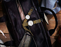 TIMEX Watches, Photo Shoot