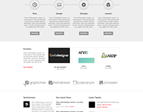 Landing Page- Corporate