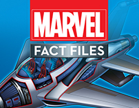 Marvel Fact Files - Vehicles & Gadgets