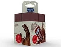 Danone Packaging Design