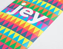 Jey | Identidade visual