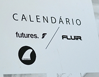 Calendário  - Future Fins + fluir /2014