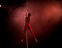 Circus Performance Photography