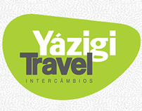 Manual de Identidade da Marca Yázigi Travel