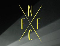 No Fun Film Club Branding