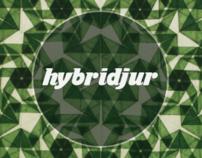 Hybridjur