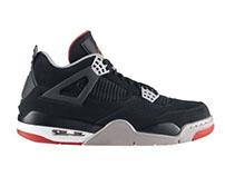 Air Jordan Retro 4 tribute