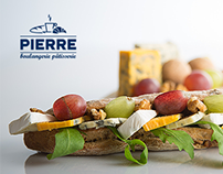 Pierre website