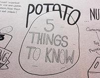The Potato Poster