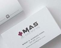 Identidad Corporativa MAS Eventos