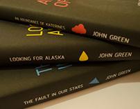 John Green Book Cover Branding