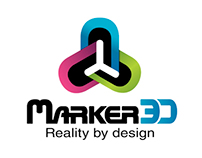 Marker3d - Augmented Reality