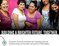 Grameen America Annual Appeal