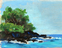 Studies: Big Island, Hawaii
