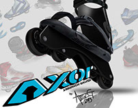 Axor Project: Aggressive Rollerblades